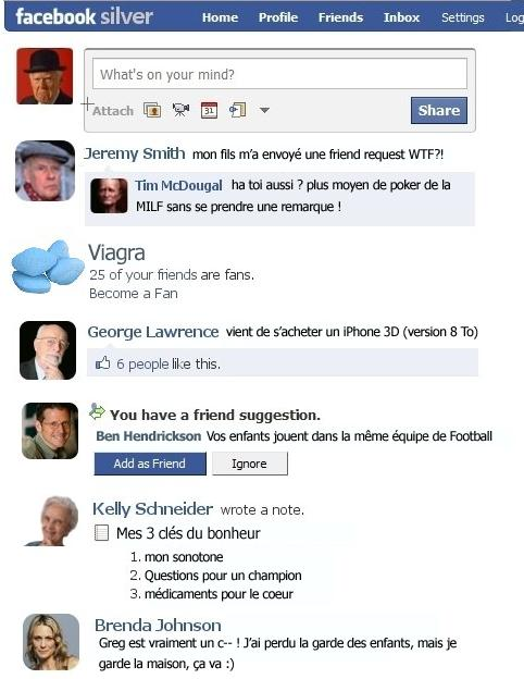 facebooksilver