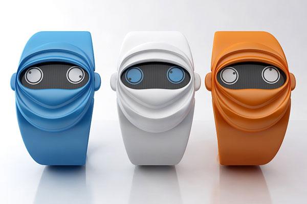 montre ninja