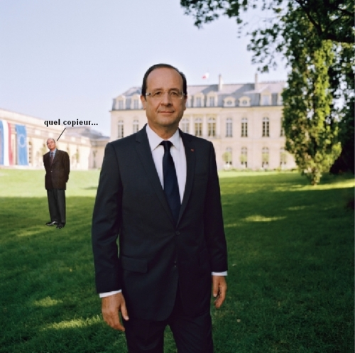 photo officielle francois hollande